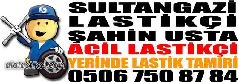 Sultangazi Lastikçi